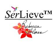 SerLieve & Rebecca Flores Combine Logo