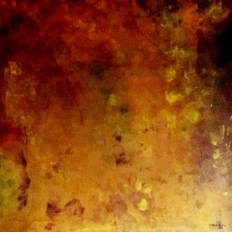 Harmony - $3,200, Acrylic on Canvas, 40 x 40